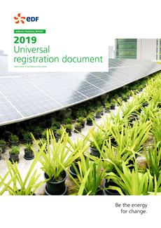 "Cover - ""Universal Registration Document"""